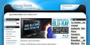 Toutes les nouveautés en blu ray sur ce site