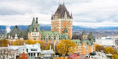 Un Guide pour préparer à visiter le Québec