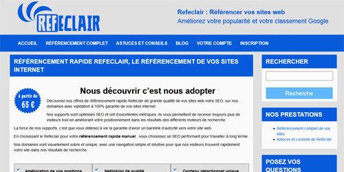 Agence online spécialisée dans le SEO et le webmarketing