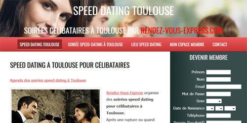 Le speeddating sur Toulouse pour tous les célibataires